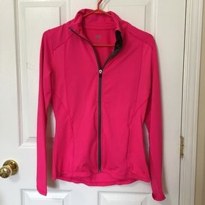 ⭐️ 2/$20 Athletic Works Hot Pink Zip Up Jacket